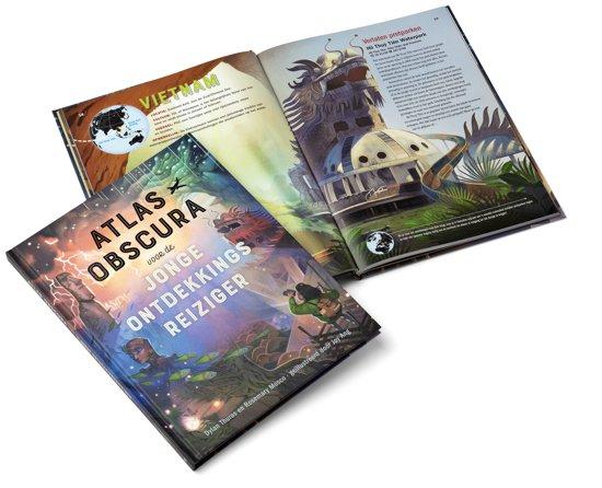 Webshop Kleine Reizigers   Atlas Obscura