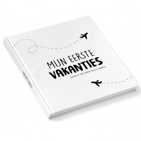 Kleine Reizigers Webshop | Mijn eerste vakanties invulboek