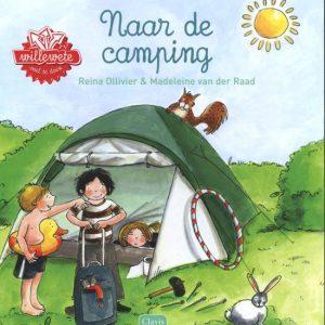 Kleine Reizigers Webshop | Willewete naar de camping