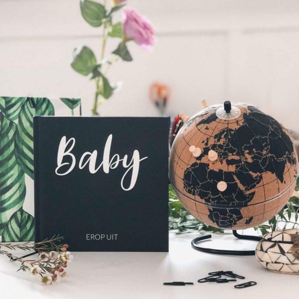 Kleine Reizigers Webshop | Baby erop uit vakantie boek