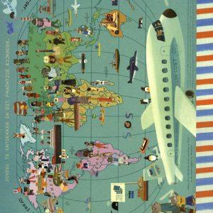 Kleine Reizigers Webshop | Otto in de Luchthaven